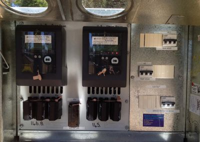 Mount Helena – 3 Phase switchboard upgrade with 2nd meter for a new house
